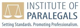 Member of the Institute of Paralegals